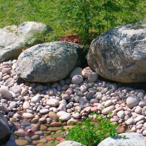 Pebbles & Boulders