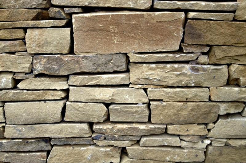 limestone-sandstone-walling