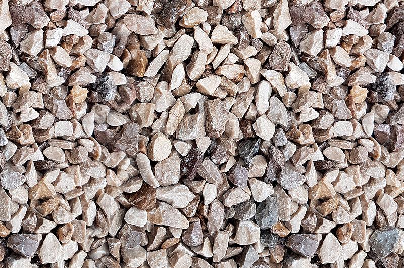 crushed-limestone