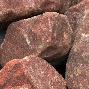 red-sandstone-rockery-stone
